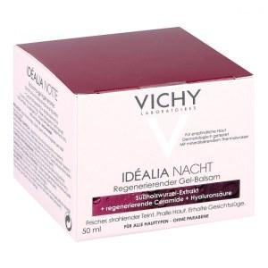 【低价促销 不退不换】Vichy 薇姿 Idealia Skin Sleep 理想新肌 焕能 熬夜 晚霜50ml