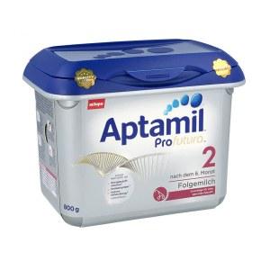 德国Aptamil 爱他美婴幼儿成长配方奶粉白金版 2段
