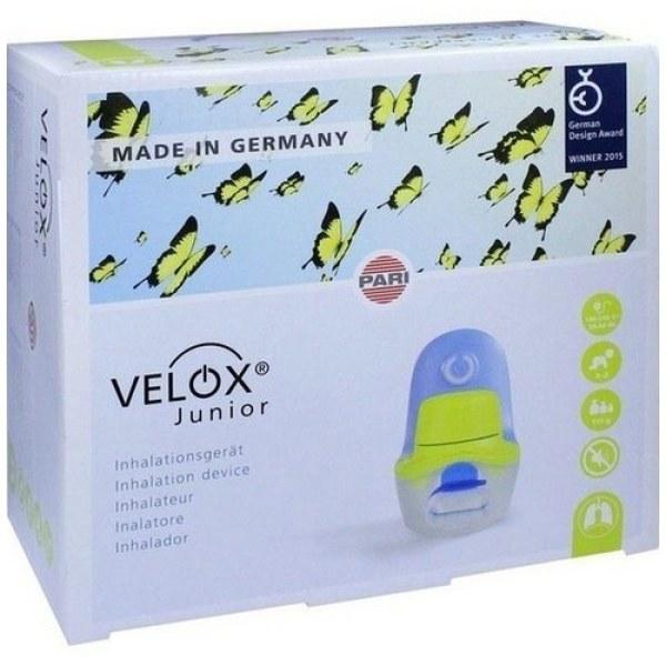 德国Pari 帕瑞 Velox Junior 吸入装置(1 件)