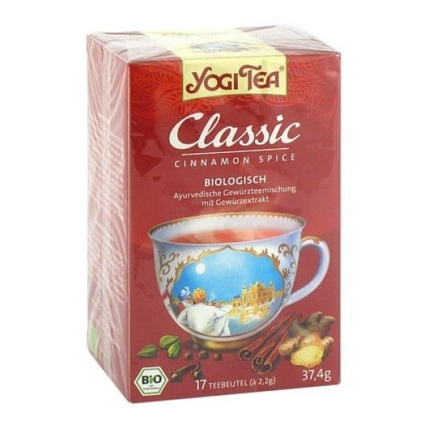 Yogi Tea Classic Bio Filterbeutel