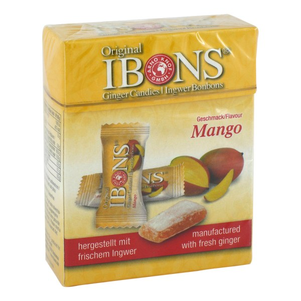 Ibons Mango Bonbons