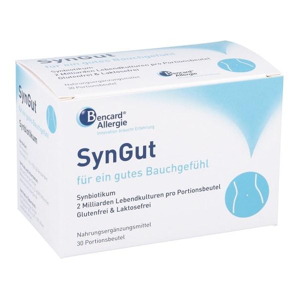 Syngut Synbiotikum mit Probiotika und Prebiot.Beutel