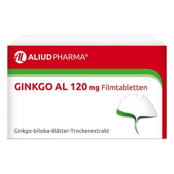 Ginkgo AL 120mg