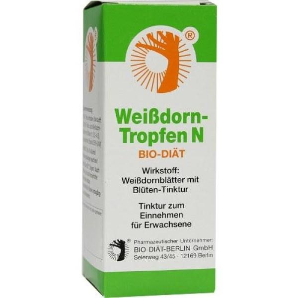 Weißdorn-Tropfen N BIO-DIÄT