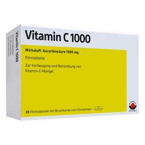 Vitamin C 1000 Filmtabletten