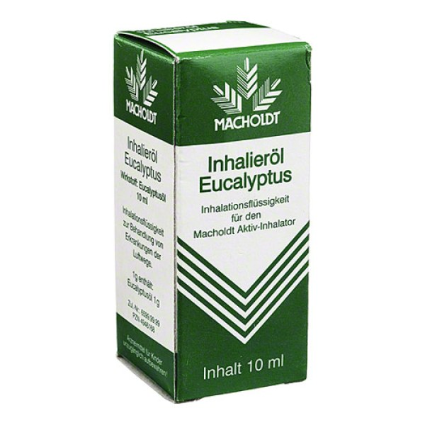 Macholdt Inhalieröl Eukalyptus