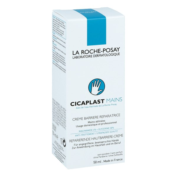 Roche Posay Cicaplast Handcreme