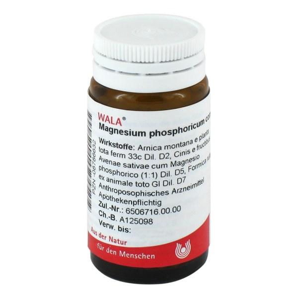 Magnesium Phos. Comp. Globuli