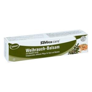 Weihrauch Balsam in einer Tube