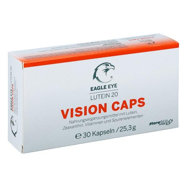 Eagle Eye Lutein 20 Vision Caps