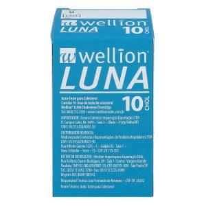 Wellion Luna Cholesterinteststreifen
