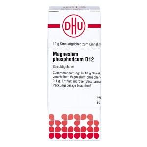 Magnesium Phos. D 12 Globuli