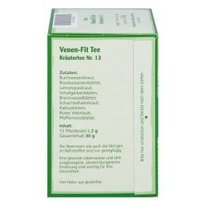 Venen-fit Tee Kräutertee Nummer 1 3 Salus Filterbeutel
