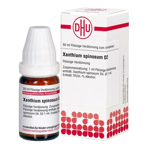 Xanthium Spinosum D 2 Dilution