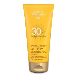 Widmer All Day 30 Milch leicht parfümiert