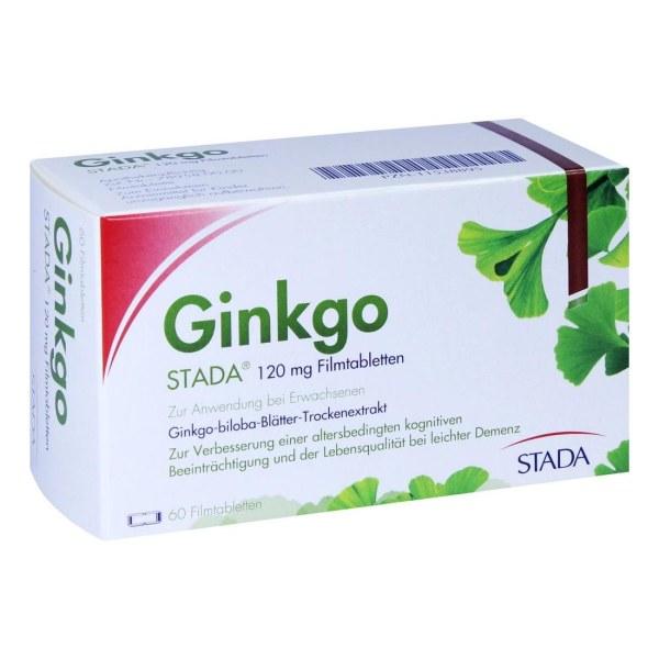 Ginkgo STADA 120mg