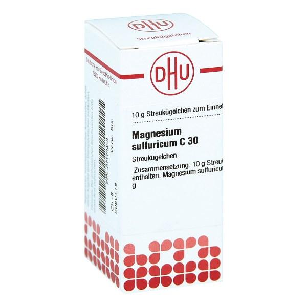 Magnesium Sulfuricum C 30 Globuli