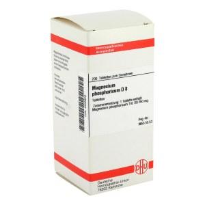 Magnesium Phos. D 8 Tabletten