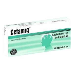 Cefamig Tabletten