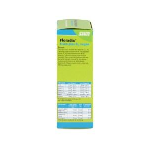 Floradix Eisen plus B12 vegan Kapseln