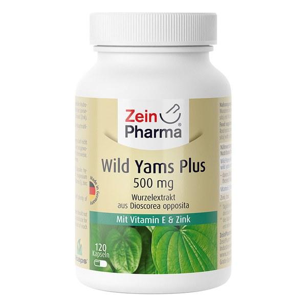Wild Yams Plus Kapseln