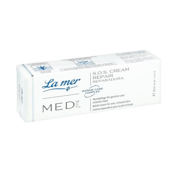 La Mer Med S.o.s.repair Cream ohne Parfüm