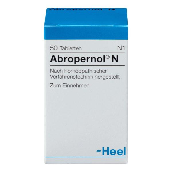 Abropernol N Tabletten (50 stk)