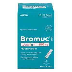 Bromuc akut Junior 100mg Hustenlöser