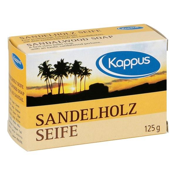 Kappus Sandelholzseife
