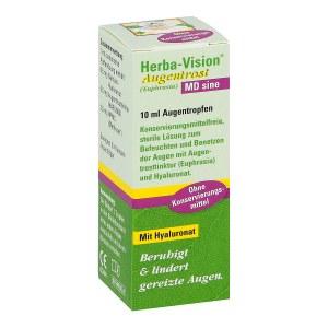Herba-vision Augentrost Md sine Augentropfen