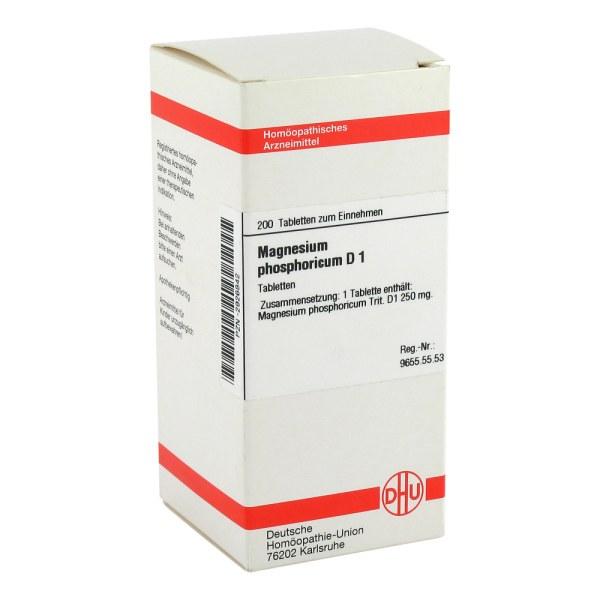 Magnesium Phos. D 1 Tabletten