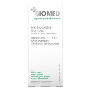 Biomed eingewachsene Haare ade Creme