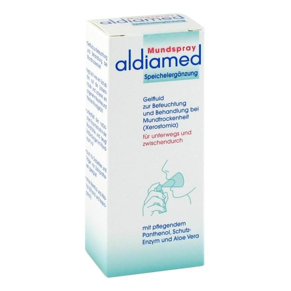 Aldiamed Mundspray zur Speichelergänzung