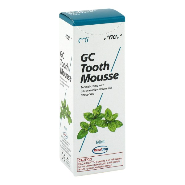Gc Tooth Mousse Pfefferminz