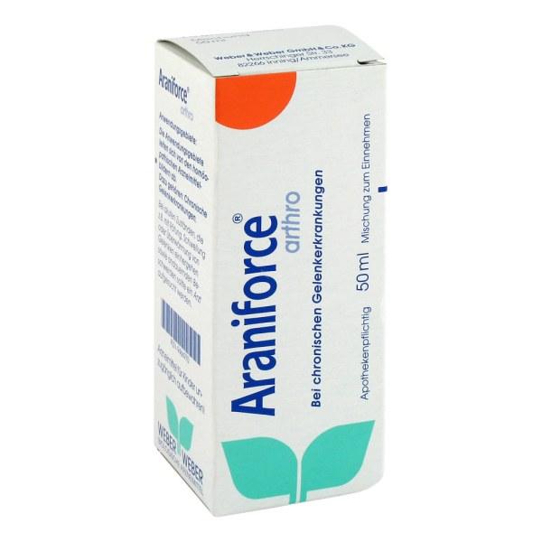Araniforce arthro Tropfen zum Einnehmen
