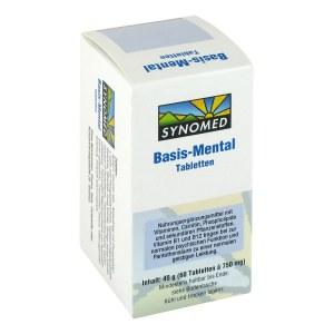 Basis Mental Tabletten