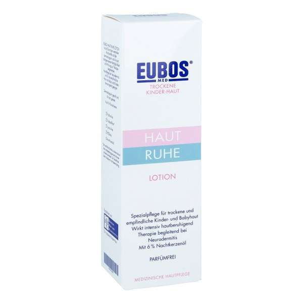 德国Eubos  仪宝儿童湿疹干燥皮肤乳液 (125ml)