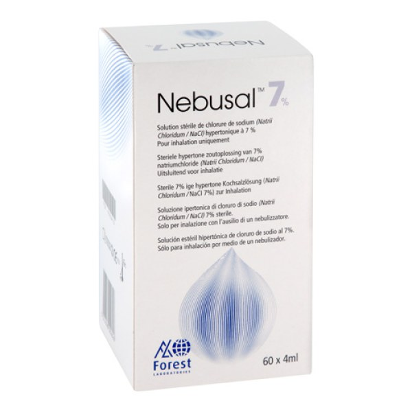 Nebusal 7% Inhalationslösung