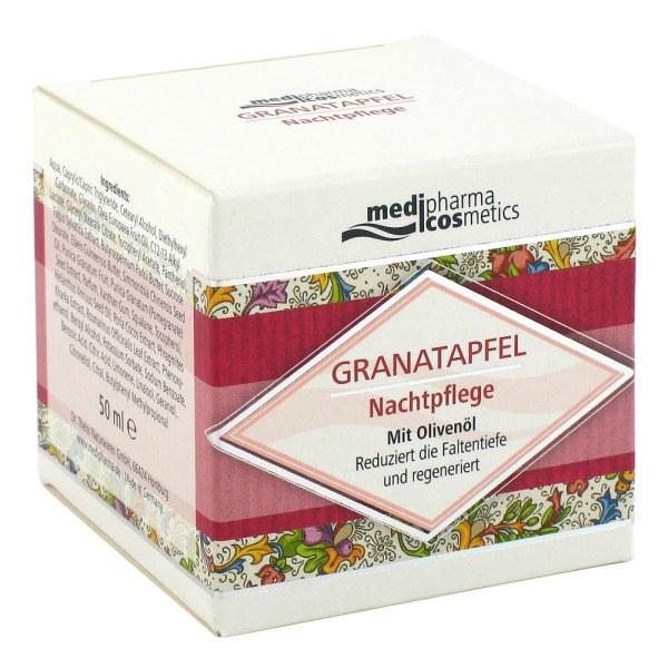 Granatapfel Nachtpflege Creme