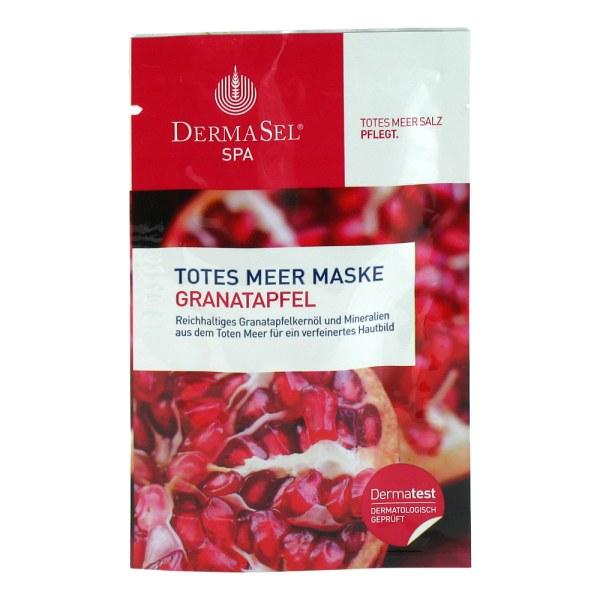 Dermasel Maske Granatapfel Spa