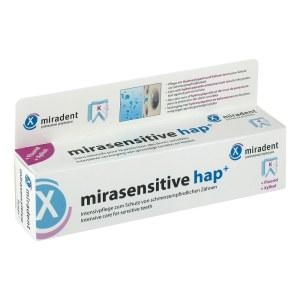 Miradent Zahncreme mirasensitive hap+