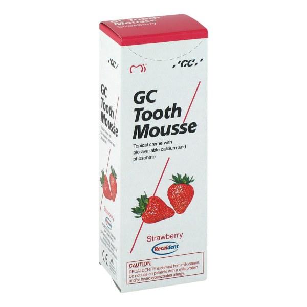 Gc Tooth Mousse Erdbeere