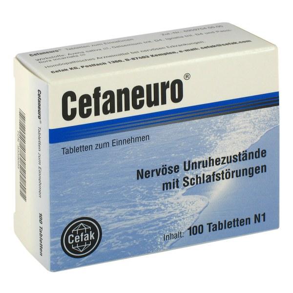 Cefaneuro Tabletten
