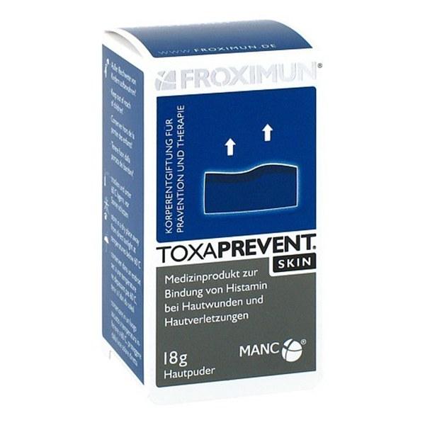Froximun Toxaprevent Skin Hautpuder