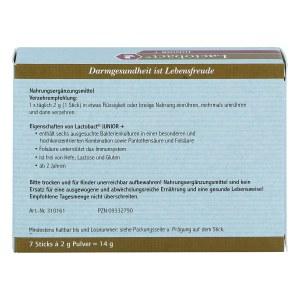 Lactobact Junior 7 Tage Beutel