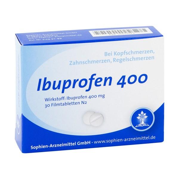 Ibuprofen 400 Sophien