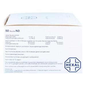Macrogol HEXAL plus Elektrolyte