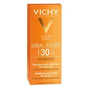 Vichy Capital Soleil Sonnen Fluid Lsf 30