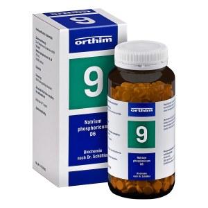 Biochemie Orthim 9 Natrium phosphoricum D 6 Tabletten