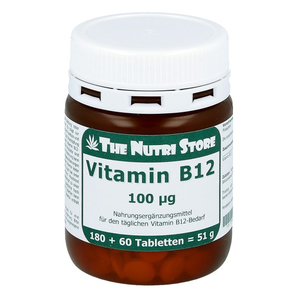 Vitamin B12 100 [my]g Tabletten